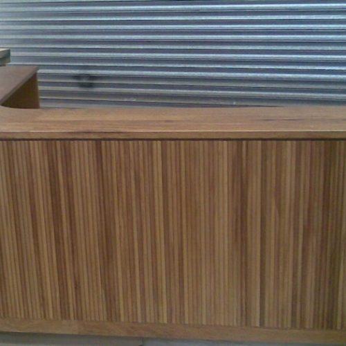 Wooden Desk - Dublin