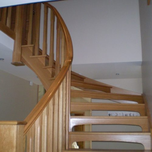Wooden Stairs Dublin