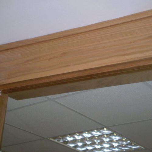 Door Frame in an Office