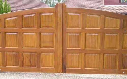Wooden Gates Dublin